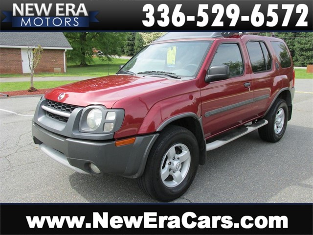 Nissan Xterra SE Manual! Nice! in Winston Salem