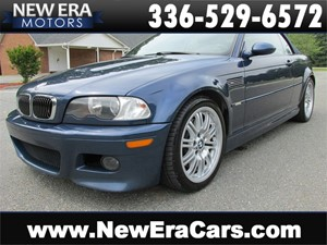 2004 BMW M3 Convertible Nice! Clean! Winston Salem NC