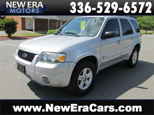 2006 Ford Escape Hybrid FWD Cheap! Winston Salem NC