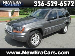 2004 Jeep Grand Cherokee Laredo Leather! Nice! Winston Salem NC