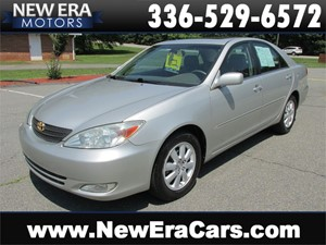 2003 Toyota Camry LE Cheap! Reliable! Winston Salem NC