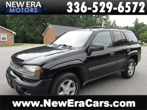 2005 Chevrolet TrailBlazer LT Cheap!! Winston Salem NC