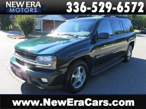 2004 Chevrolet Trailblazer 4WD 3rd Row! Cheap! Winston Salem NC