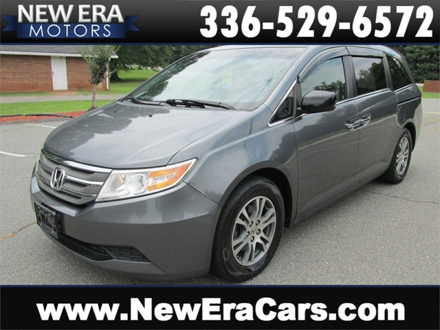 Honda Odyssey EX-L NAV! DVD! Leather! in Winston Salem