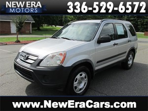 2005 Honda CR-V LX 4WD nice! Cheap! for sale by dealer