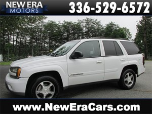 2004 Chevrolet TrailBlazer LT Cheap! Nice! Winston Salem NC