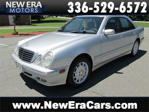 2001 Mercedes-Benz E-Class E320 Leather! Cheap! Winston Salem NC