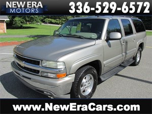2003 Chevrolet Suburban 1500 Leather! 3rd Row! Winston Salem NC