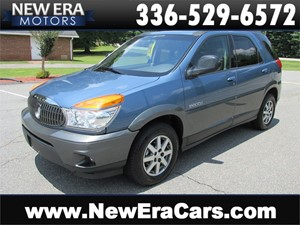 2002 Buick Rendezvous CX 3rd Row! Low Miles! Winston Salem NC