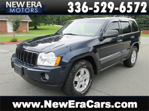 2005 Jeep Grand Cherokee Laredo Leather! Nice! Winston Salem NC