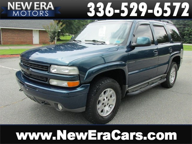 Chevrolet Tahoe 4WD Z71 Leather! Nice! in Winston Salem