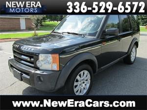 2006 Land Rover LR3 SE Leather! 4x4! Cheap! Winston Salem NC