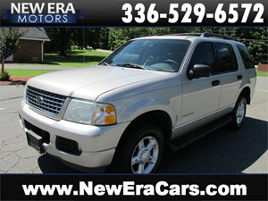 Picture of a 2005 Ford Explorer XLT Cheap! Nice!
