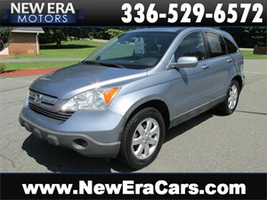 2007 Honda CR-V EX-L 4WD Leather! Nice! Winston Salem NC