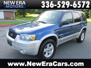 Picture of a 2007 Ford Escape Hybrid Cheap! Nice!