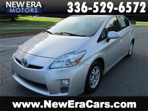 2010 Toyota Prius Low Miles! Nice! Winston Salem NC