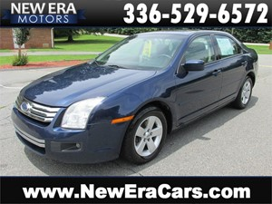 2006 Ford Fusion SE Nice! Clean! Winston Salem NC
