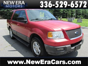 2003 Ford Expedition XLT Cheap! 3rd Row! Winston Salem NC