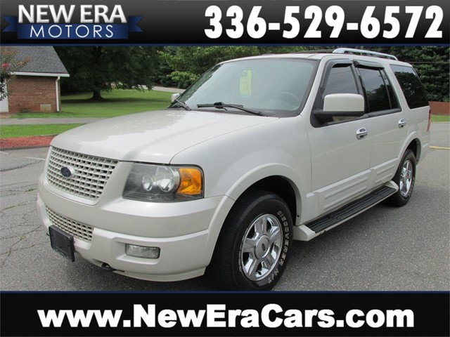 Ford Expedition Limited 4WD 3rd Row! Nice! in Winston Salem