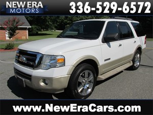 2007 Ford Expedition Eddie Bauer LOADED! 3rd Row! Winston Salem NC