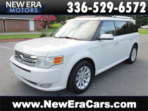 Picture of a 2009 Ford Flex SEL 3rd Row! Leather!