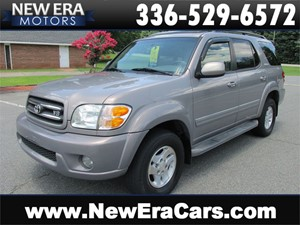 2002 Toyota Sequoia Limited Coming Soon! Winston Salem NC