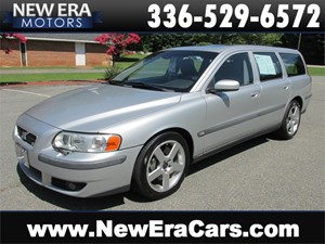 2004 Volvo V70 R RARE! LEATHER! 300hp! NICE! Winston Salem NC