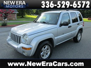 2002 Jeep Liberty Limited Coming Soon! Winston Salem NC