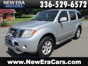 2008 Nissan Pathfinder S 3rd Row! Cheap! Winston Salem NC