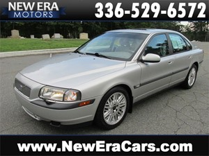 2001 Volvo S80 2.9 Leather! Cheap! Winston Salem NC