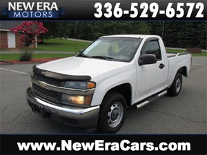 Picture of a 2007 Chevrolet Colorado LT1 Cheap! Manual!