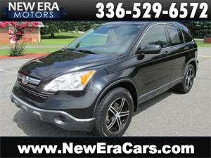2007 Honda CR-V EX-L 4WD Nice! Leather! Winston Salem NC