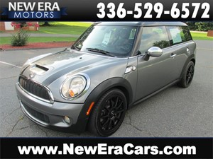 2008 Mini Clubman S Leather! Cheap! Winston Salem NC