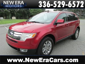 Picture of a 2007 Ford Edge SEL AWD Leather! Nice!