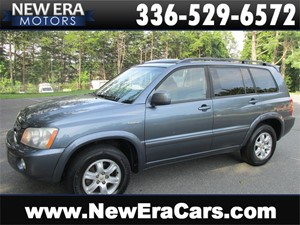 2001 Toyota Highlander V6 4WD Coming Soon! Winston Salem NC