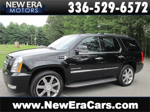 2010 Cadillac Escalade AWD Luxury Coming Soon! Winston Salem NC