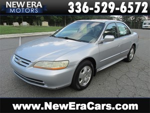 2001 Honda Accord EX V6 Coming Soon! Winston Salem NC