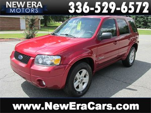 2007 Ford Escape Hybrid Coming Soon! Winston Salem NC