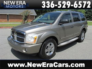 2005 Dodge Durango Limited 4WD Coming Soon! Winston Salem NC