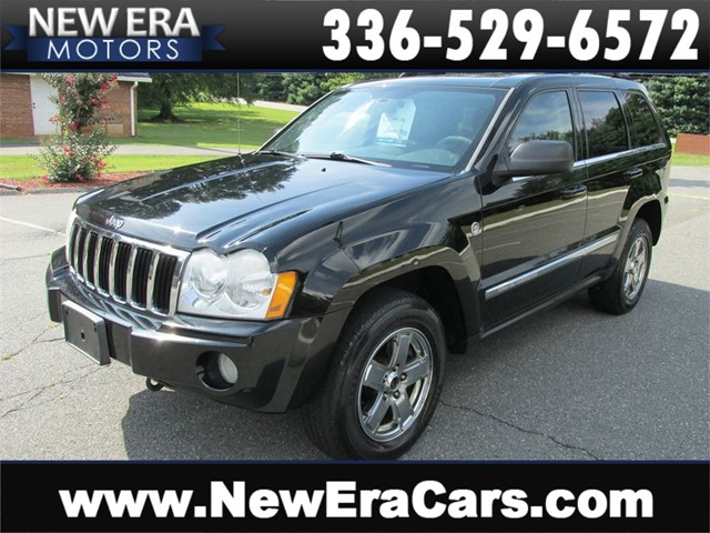 Jeep Grand Cherokee Limited 4WD Leather! in Winston Salem