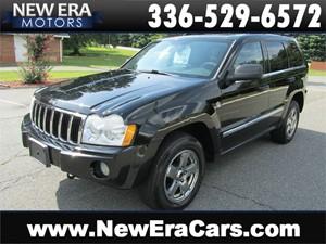 2007 Jeep Grand Cherokee Limited 4WD Coming Soon! Winston Salem NC
