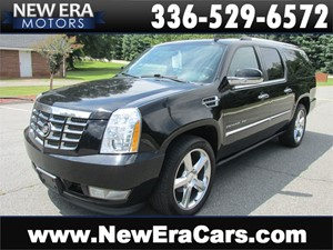 2010 Cadillac Escalade ESV AWD Coming Soon! Winston Salem NC