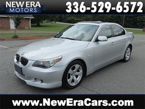 2006 BMW 5-Series 525i Coming Soon! Winston Salem NC