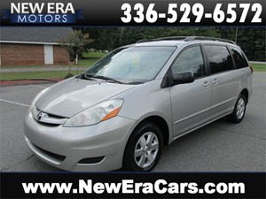 Picture of a 2006 Toyota Sienna LE Cheap! Nice!