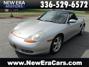 2000 Porsche Boxster Base Coming Soon! Winston Salem NC