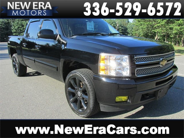 Chevrolet Silverado 1500 LTZ Leather! Nice! 4x4! in Winston Salem