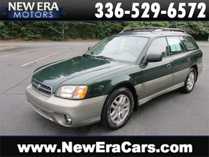 Picture of a 2003 Subaru Outback Wagon AWD! Cheap! Nice!