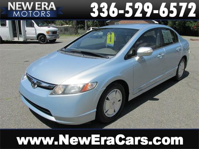 Honda Civic Hybrid Cheap! Great MPGs! in Winston Salem