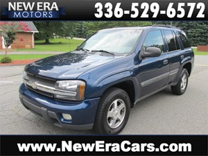 Picture of a 2002 Chevrolet TrailBlazer LS Cheap!