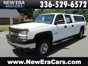 Picture of a 2006 Chevrolet Silverado 2500HD WorkTruck! CrewCab! 4x4